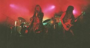 Live-Auftritt im Festzelt Falkenfels 1992