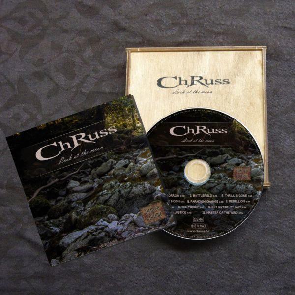 ChRuss - CD in edler Holzbox