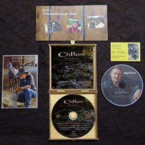 ChRuss-CD inkl. Spür dein Ziel