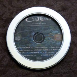 ChRuss - CD in runder Metalldose