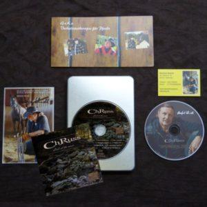ChRuss-CD inkl. Spür dein Ziel in der Metallbox